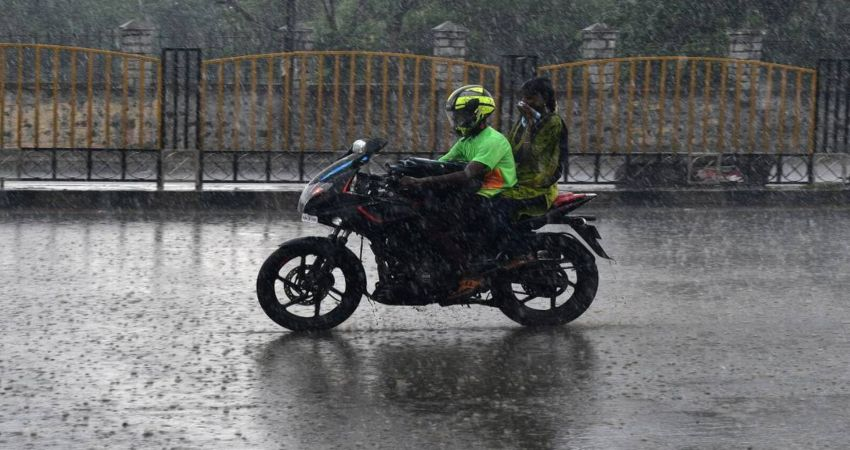South India rains