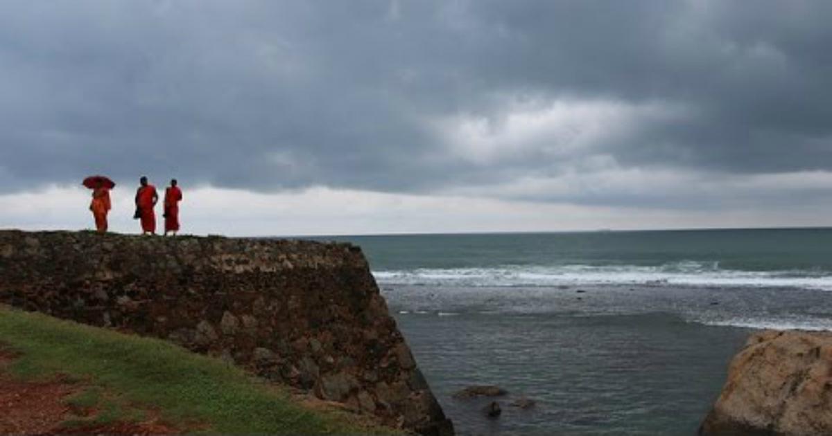 Sri lanka Rains