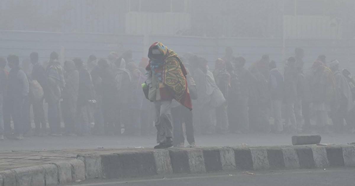 Dense fog in Punjab, Haryana, Delhi, UP