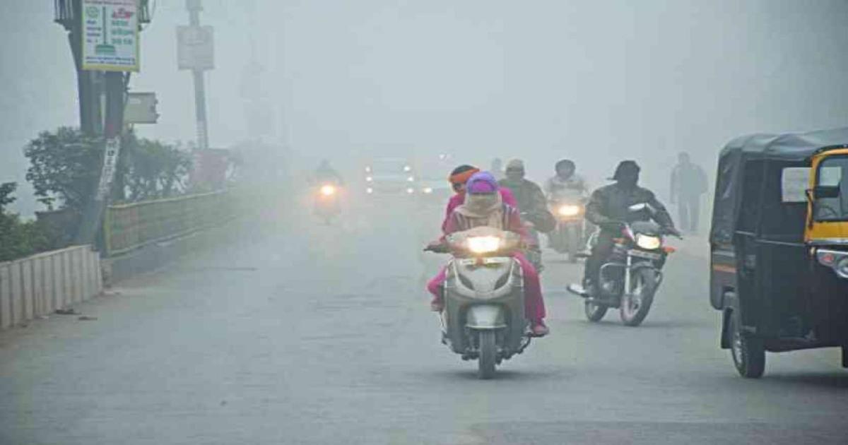 Winters in Madhya Pradesh and Uttar Pradesh