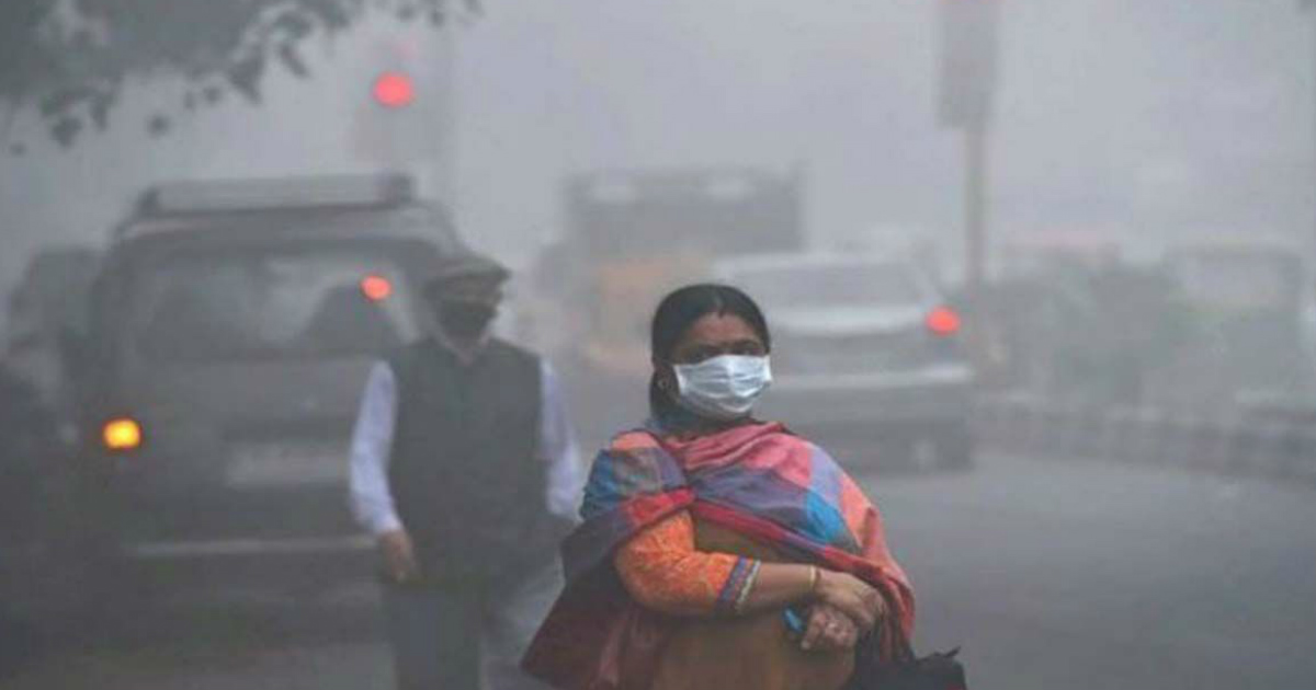 Air Pollution levels in Delhi