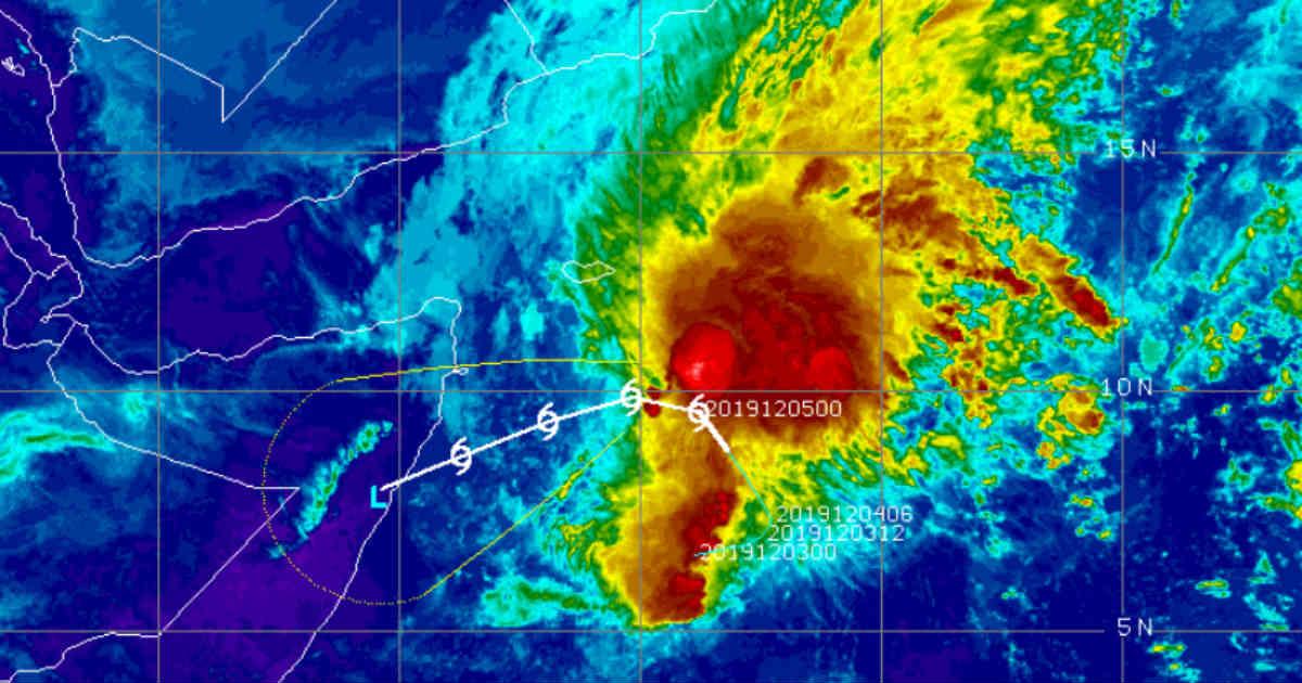 Cyclone Pawan