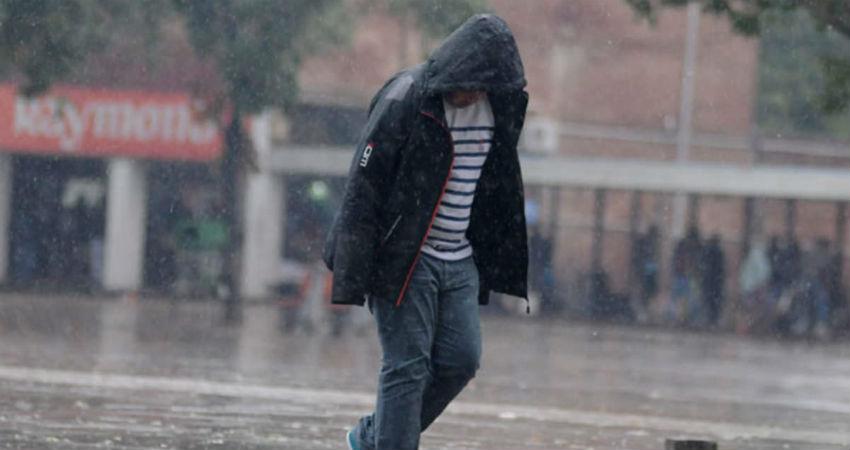 rainfall in Bihar