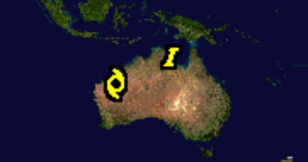 Australia Cyclones