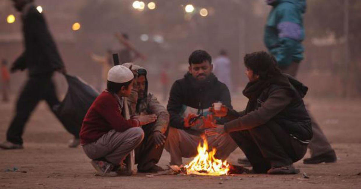 Coldwave in Uttar Pradesh
