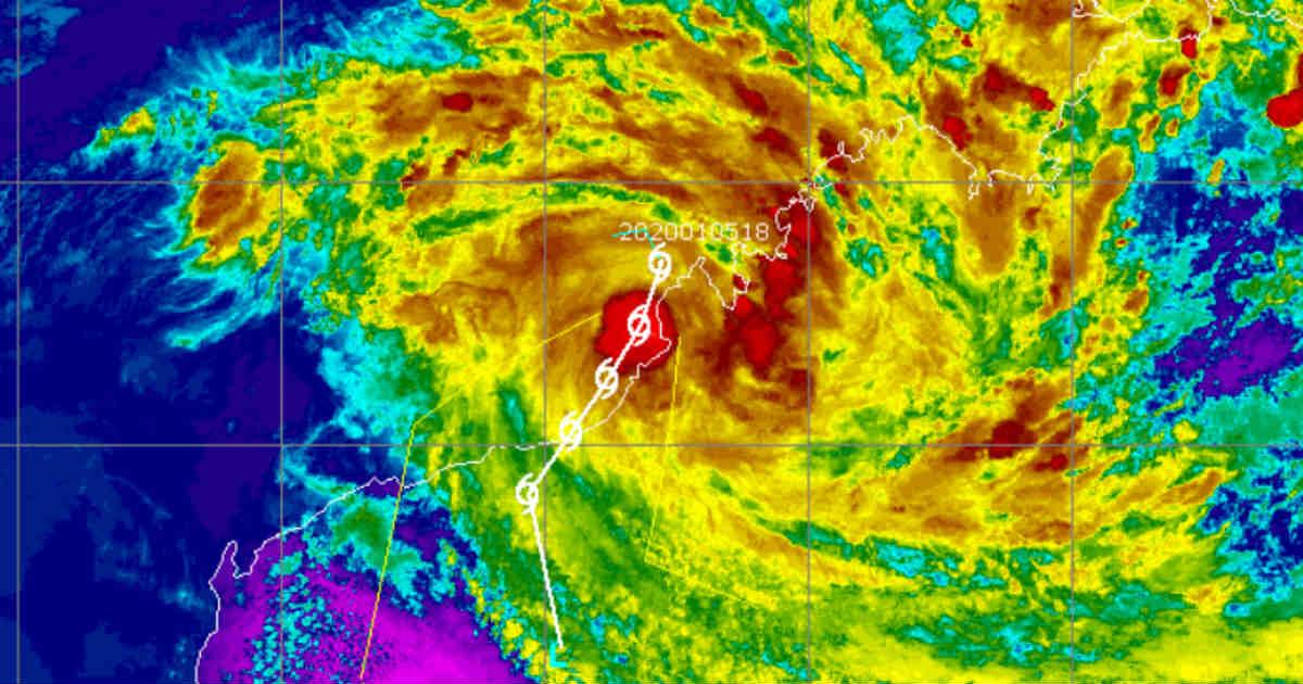 Cyclone Blake