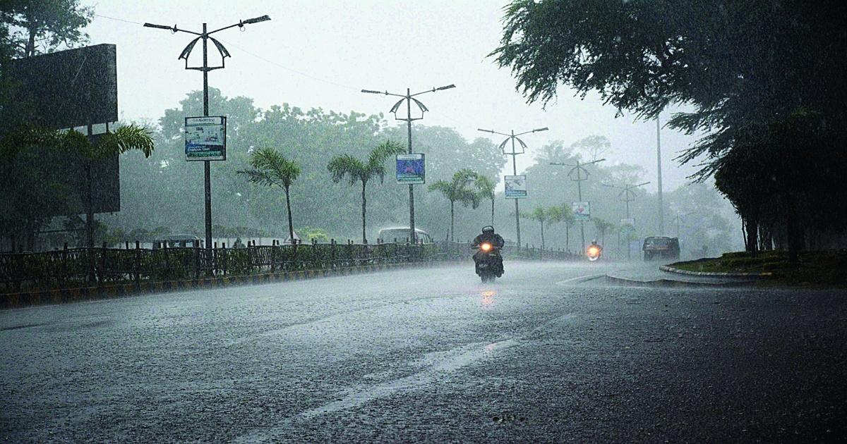 JHARKAND RAINS (