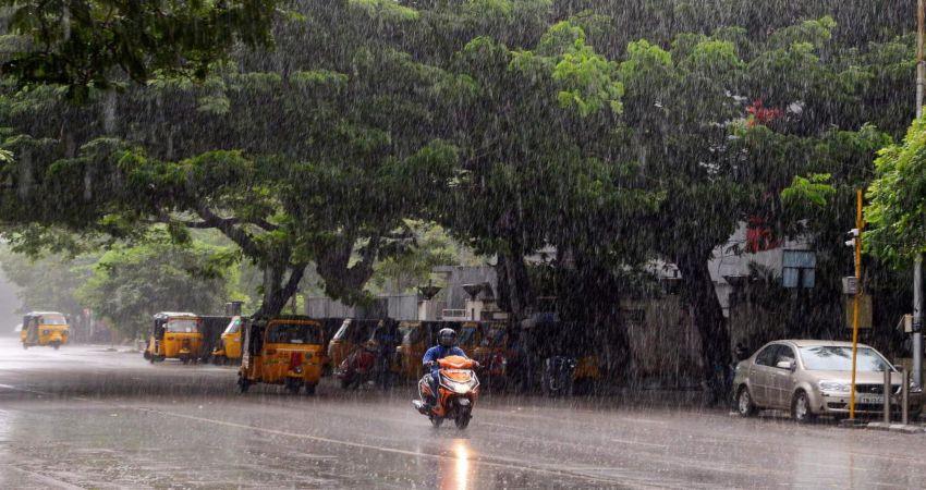 Odisha and West Bengal rains