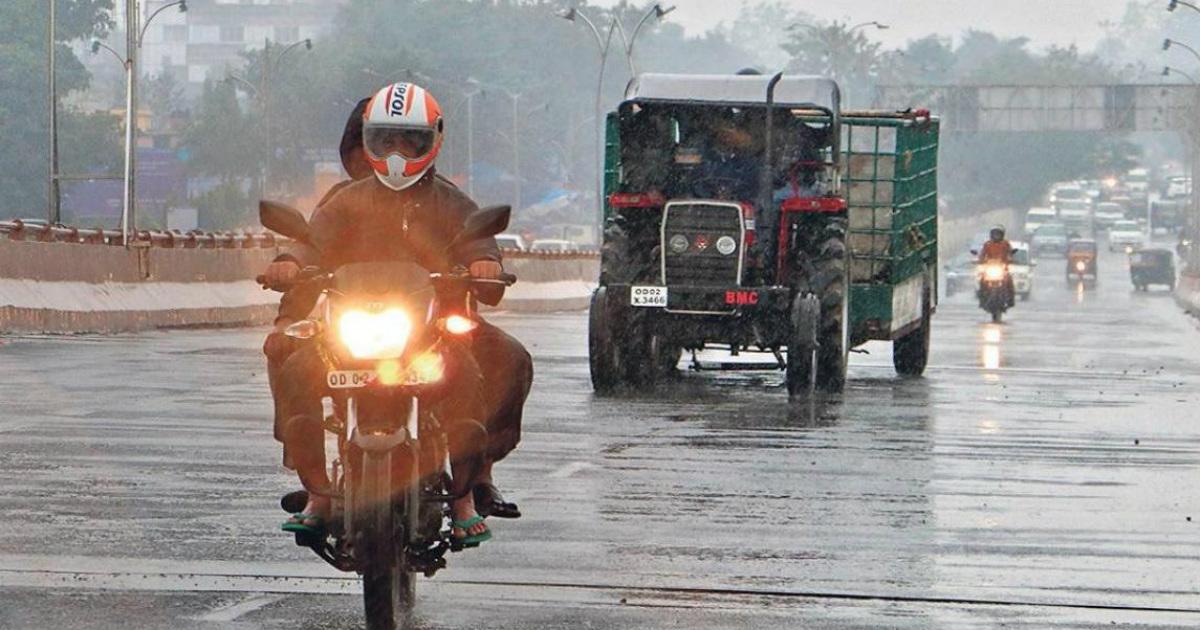 Rajasthan winter rain