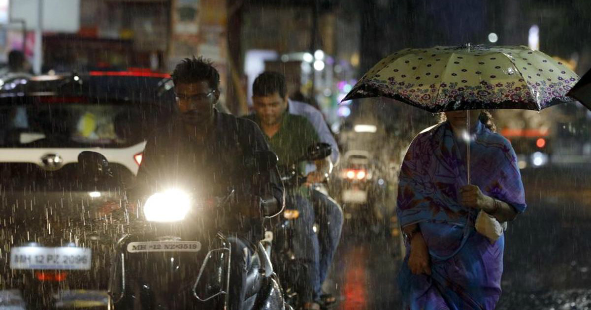 Unseasonal rain in MP