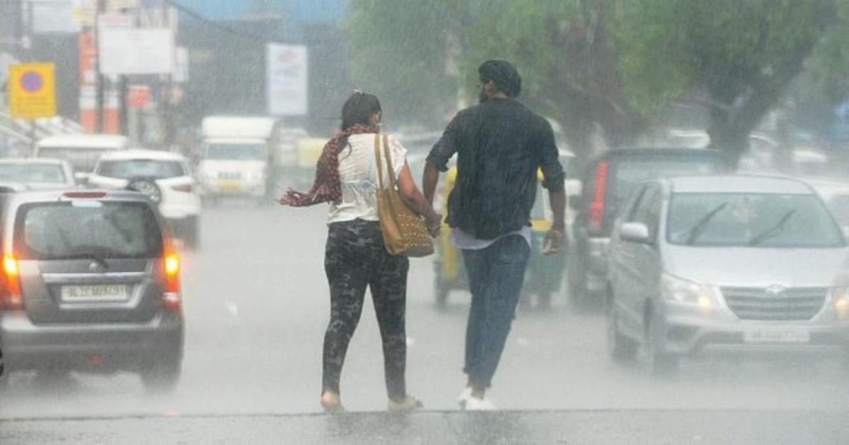 क्या आज होगी बारिश दिल्ली-NCR को मिलेगी गर्मी से राहत