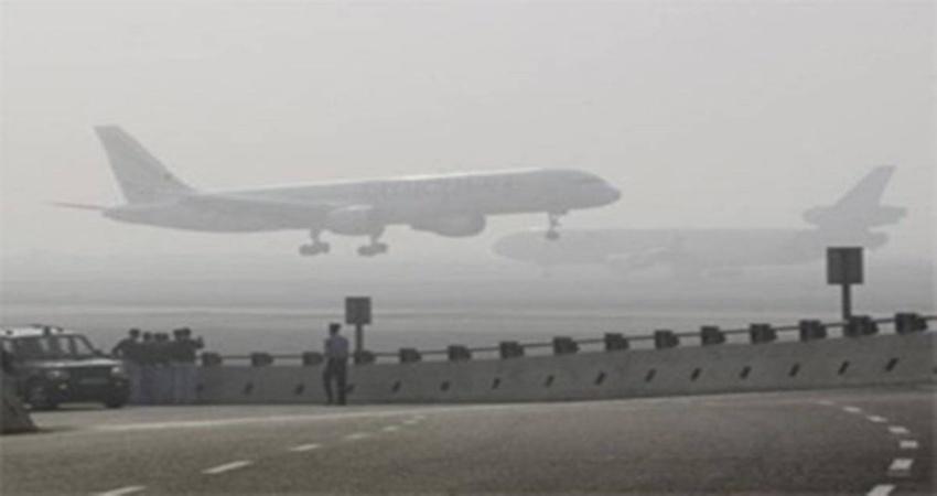 flights delay in delhi