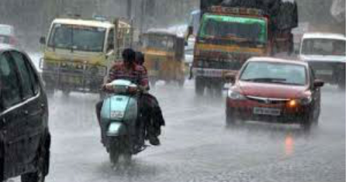 winter rains in up
