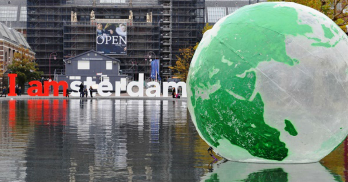 Climate Change Amsterdam