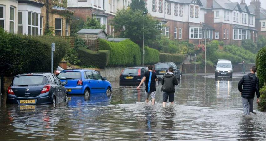 England Weather