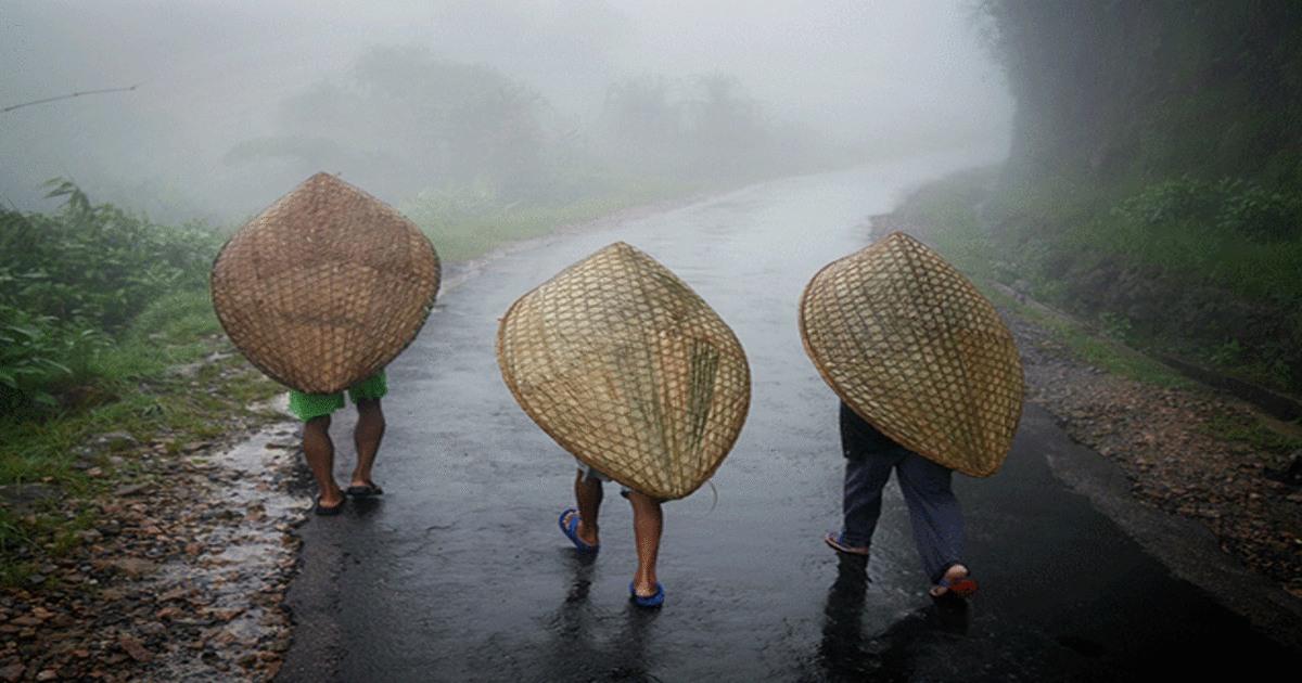 Meghalaya rain