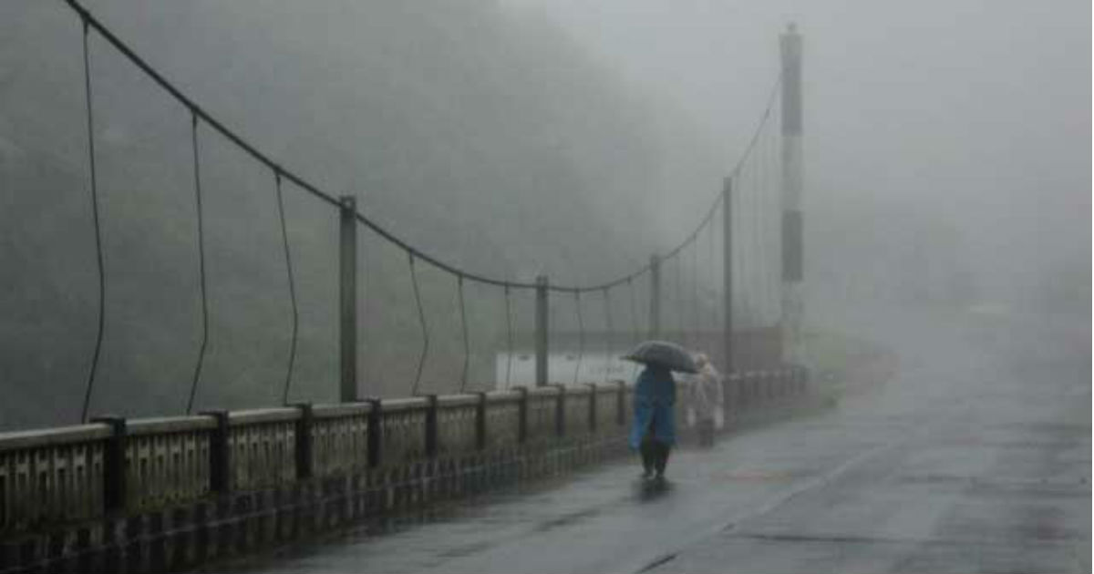 Rain in Northeast