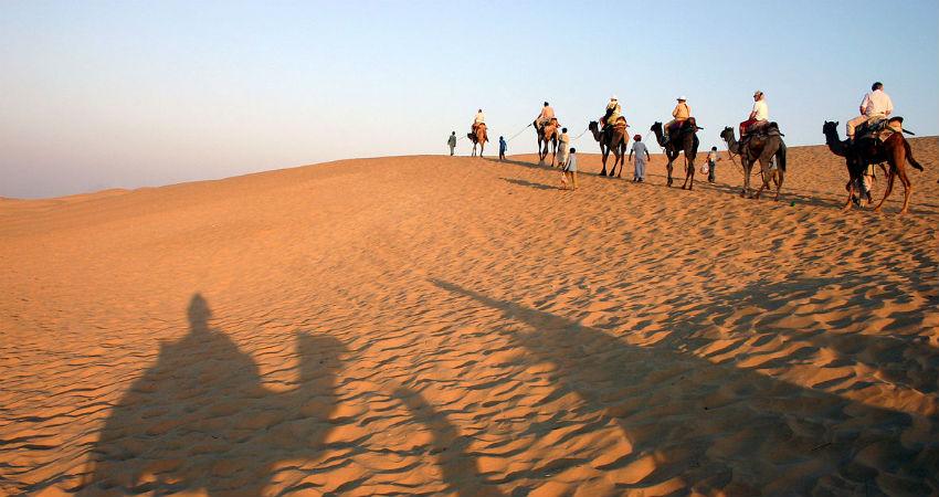 Rajasthan summers