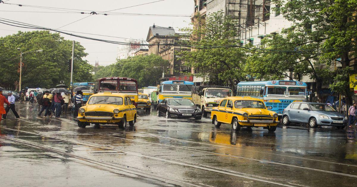 West bengal, bihar and jharkhand rains