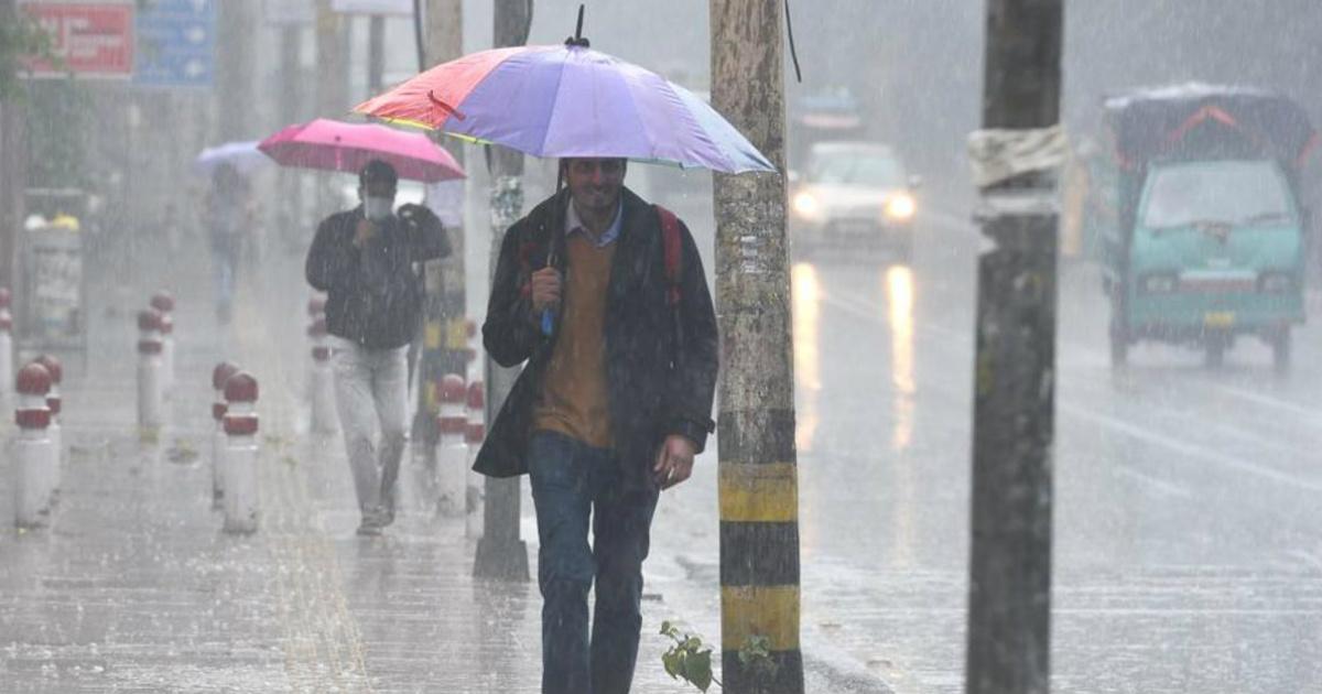weather in Madhya Pradesh