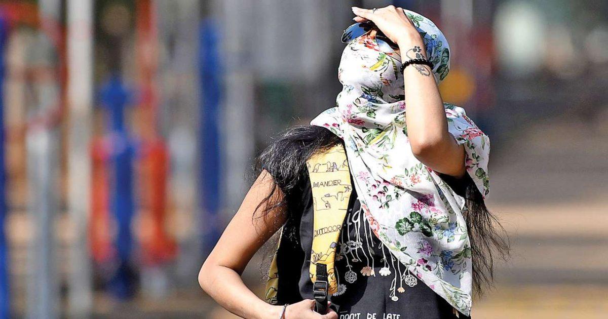 Heatwave in Mumbai