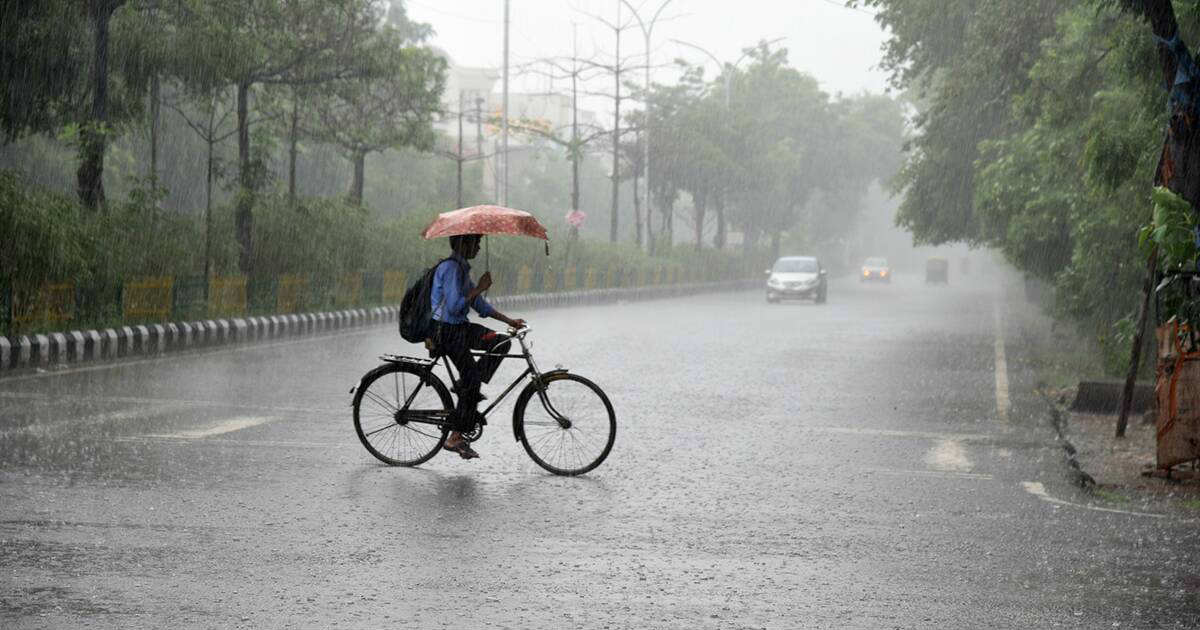 North West India Rains