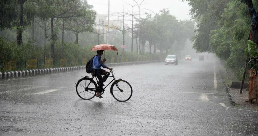 North West India Rains