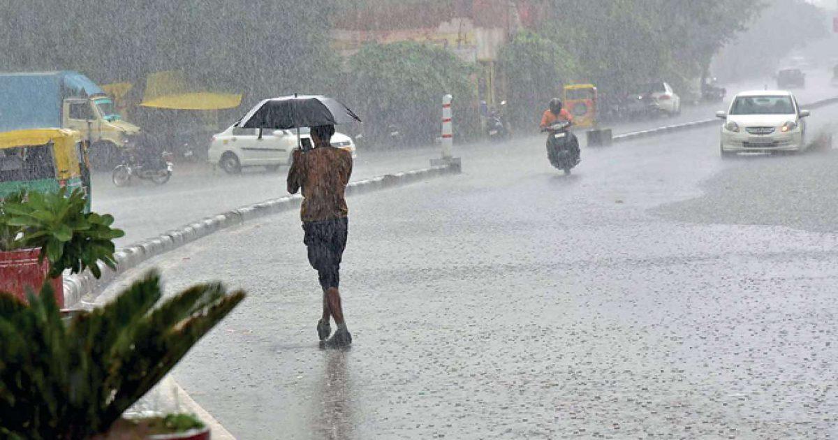 Rajasthan and Gujarat rains