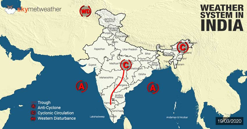 Weather Forecast for April 17 Across India