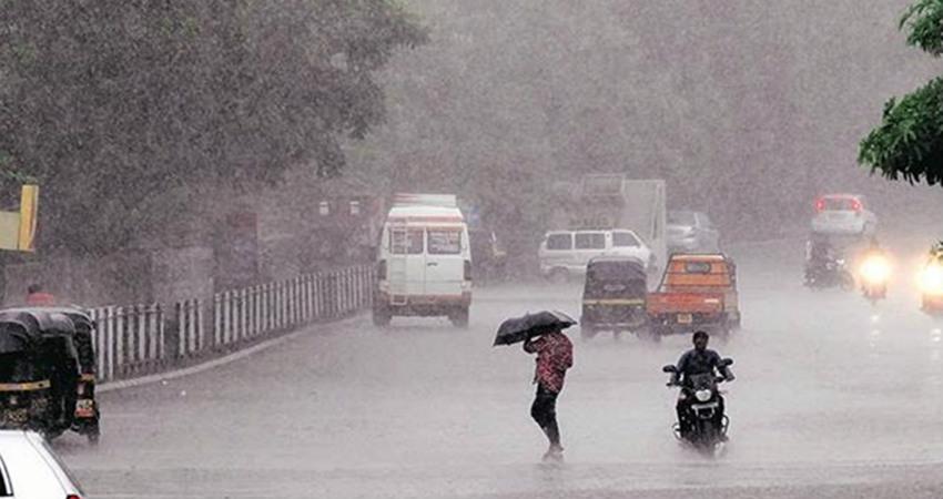 weather activity over  Madhya Pradesh and Chhattisgarh