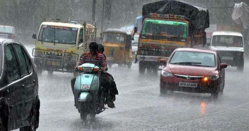 Andhra Pradesh rains