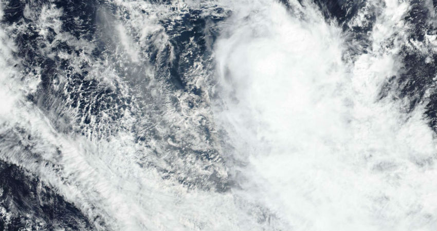 Cyclone Jeruto formed in the South Indian Ocean, the only storm ruling the oceans