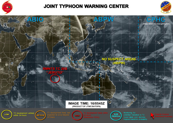Cyclone Jeruto