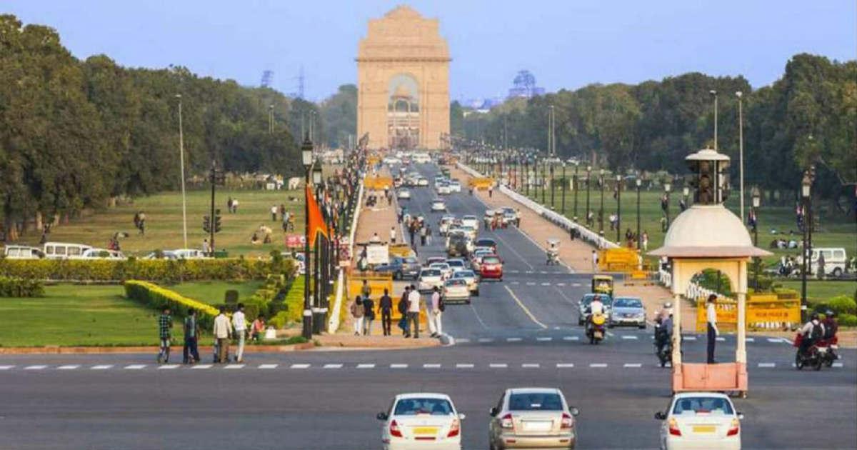Delhi NCR weather