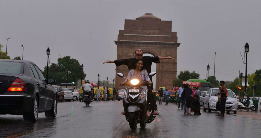 Week-long dry weather for Delhi