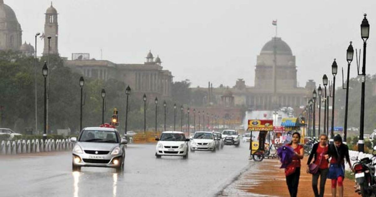 [Hindi] दिल्ली में मार्च में सामान्य से 369% ज़्यादा हुई बारिश, अप्रैल में बारिश में आएगी कमी और बढ़ेगा पारा