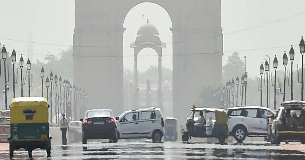 Delhi crosses 40 degrees mark