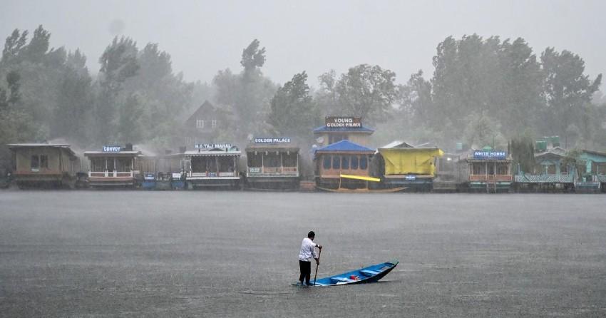 Srinagar temperatures