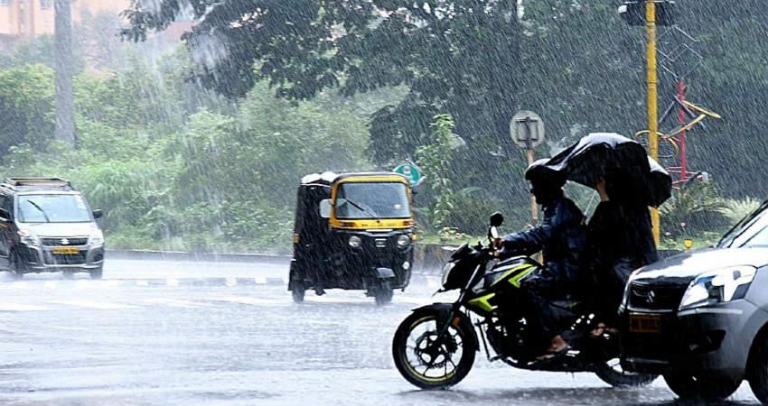 Pre-monsoon rains blessing Maharashtra