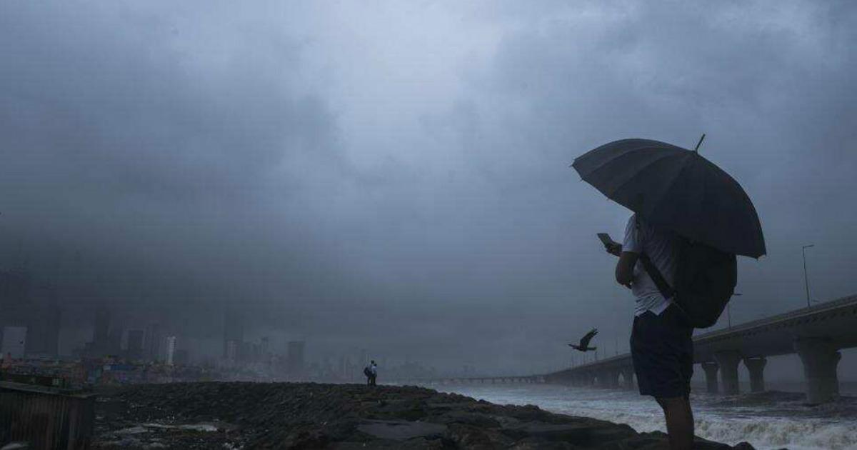 Pre-Monsoon season in India