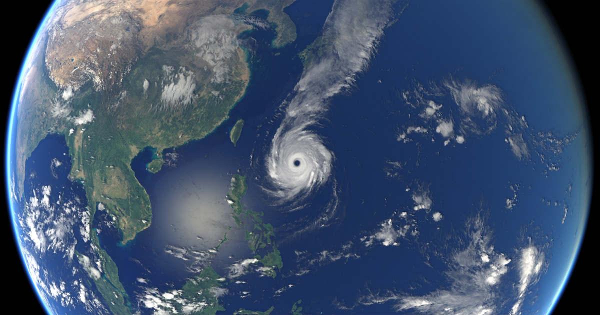 Pacific typhoon season 2020