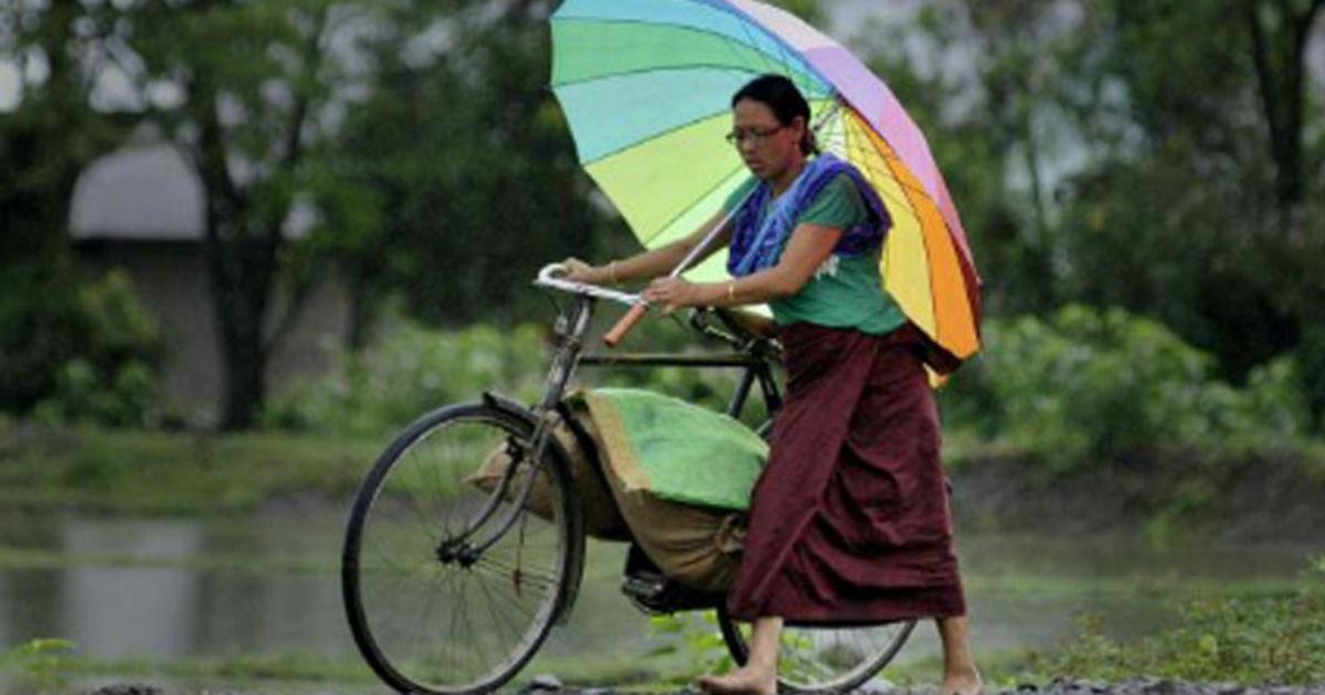 northeast India weather