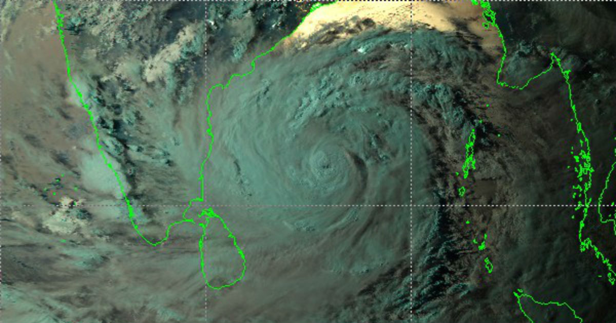 Very Severe Cyclone Amphan