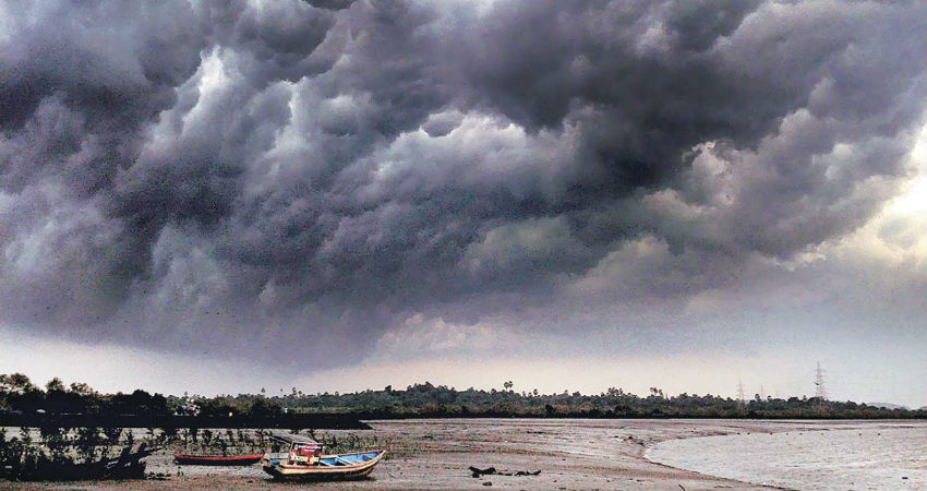 Monsoon in India 2020