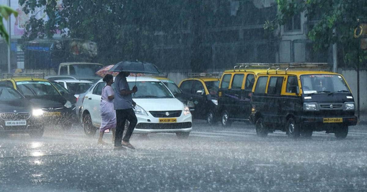 Mumbai Rains 2020