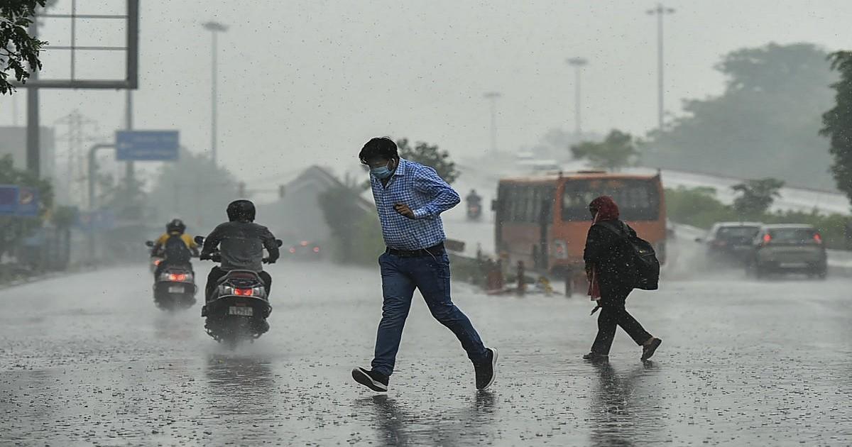 Delhi NCR rains