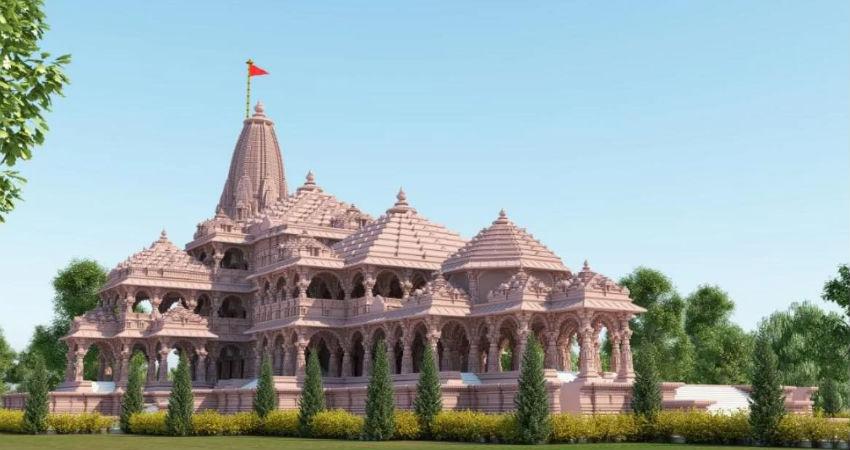 Ram Mandir Bhumi Pujan c