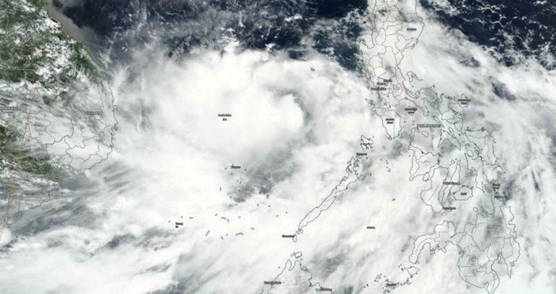Typhoon Noul