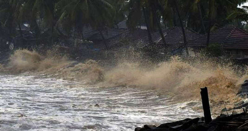 Depression in Bay of Bengal c