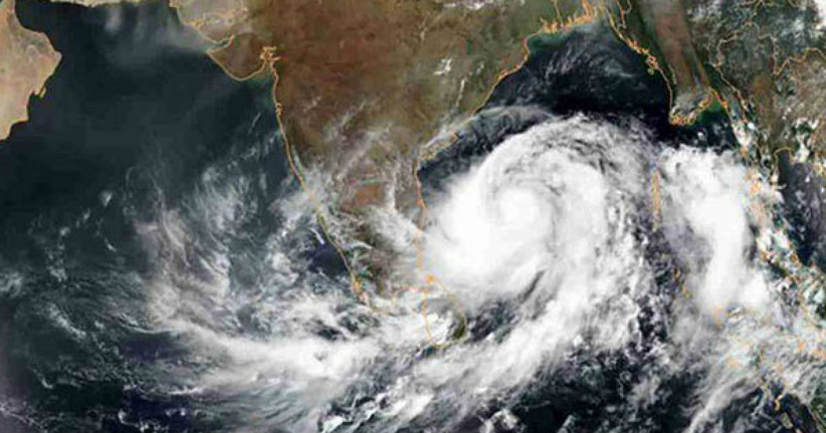 Cyclone Nivar updates